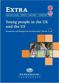 Young People in the UK and the US - Ehrensberger, Martin