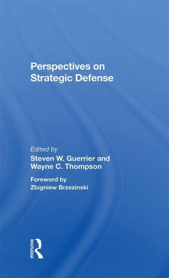 Perspectives On Strategic Defense (eBook, PDF)