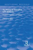 hThe Poetry of Thought in Late Antiquity (eBook, PDF)
