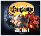 Batman: Stone King - Pyramide, 1 Audio-CD (Mängelexemplar)