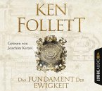 Das Fundament der Ewigkeit / Kingsbridge Bd.3 (12 Audio-CDs) (Mängelexemplar)