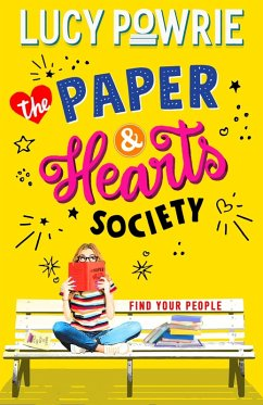 The Paper & Hearts Society (eBook, ePUB) - Powrie, Lucy