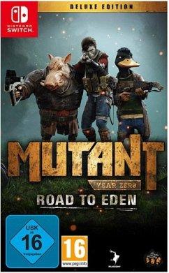 Mutant Year Zero: Road to Eden - Deluxe Edition (Nintendo Switch)