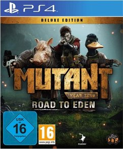 Mutant Year Zero: Road to Eden - Deluxe Edition (PlayStation 4)