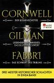 Der Bogenschütze / Legenden des Krieges: Das blutige Schwert / Vespasian: Das Schwert des Tribuns (eBook, ePUB)