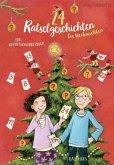 24 Rätselgeschichten bis Weihnachten (Mängelexemplar)