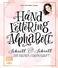Handlettering Alphabete (fixed-layout eBook, ePUB)