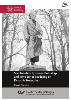 Spectral-density-driven Bootstrap and Time Series Modeling on Dynamic Networks (eBook, PDF)