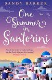 One Summer in Santorini (The Holiday Romance, Book 1) (eBook, ePUB)