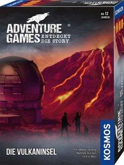 Adventure Games - Die Vulkaninsel (Spiel)