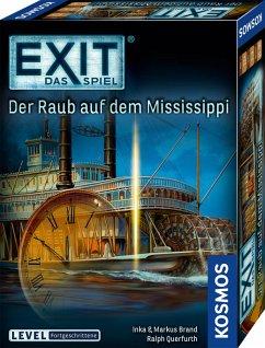 EXIT - Der Raub auf dem Mississippi (Spiel)