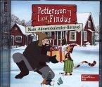 Pettersson & Findus - Das Adventskalender-Hörspiel, 2 Audio-CD