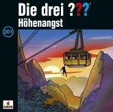 Höhenangst / Die drei Fragezeichen - Hörbuch Bd.201 (1 Audio-CD)