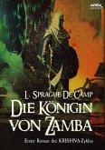 DIE KÖNIGIN VON ZAMBA - Erster Roman des KRISHNA-Zyklus (eBook, ePUB)