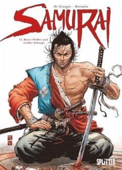 Samurai. Band 13 - Di Giorgio, Jean-François