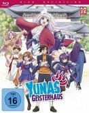 Yunas Geisterhaus - Vol. 1 (Eps. 1-3) Limited Edition