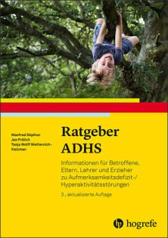 Ratgeber ADHS