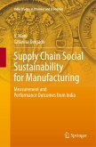 Supply Chain Social Sustainability for Manufacturing