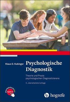 Psychologische Diagnostik - Kubinger, Klaus D.