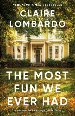 The Most Fun We Ever Had (eBook, ePUB) - Lombardo, Claire