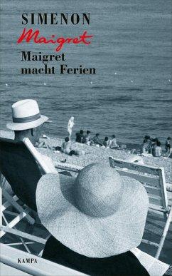 Maigret macht Ferien / Kommissar Maigret Bd.28 (eBook, ePUB) - Simenon, Georges