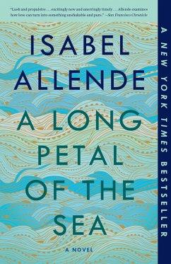 A Long Petal of the Sea (eBook, ePUB) - Allende, Isabel