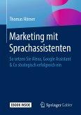 Marketing mit Sprachassistenten (eBook, PDF)