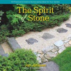 The Spirit of Stone (eBook, ePUB) - Johnsen, Jan