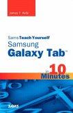 Sams Teach Yourself Samsung GALAXY Tab in 10 Minutes (eBook, PDF)