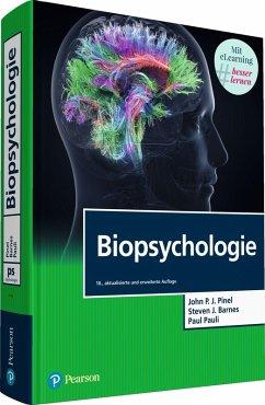 Biopsychologie (eBook, PDF) - Pinel, John P. J.; Barnes, Steven J.; Pauli, Paul