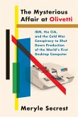 The Mysterious Affair at Olivetti (eBook, ePUB)