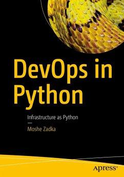 DevOps in Python (eBook, PDF) - Zadka, Moshe