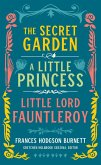 Frances Hodgson Burnett: The Secret Garden, A Little Princess, Little Lord Fauntleroy (LOA #323) (eBook, ePUB)