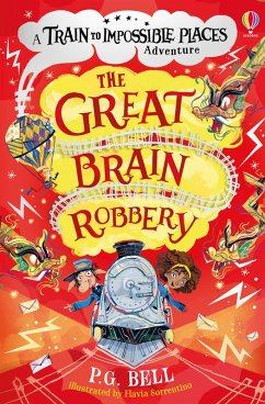 The Great Brain Robbery (eBook, ePUB) - Bell, P. G.