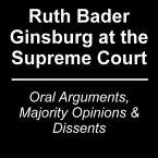 Ruth Bader Ginsburg at the Supreme Court (eBook, ePUB)