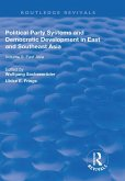 Political Party Systems and Democratic Development in East and Southeast Asia (eBook, ePUB)