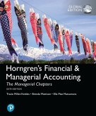 Horngren's Financial & Managerial Accounting, The Managerial Chapters, Global Edition (eBook, PDF)