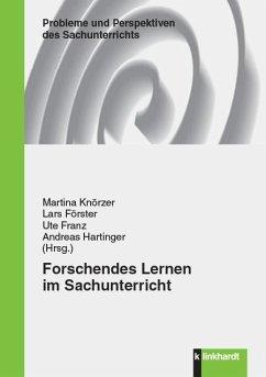 Forschendes Lernen im Sachunterricht (eBook, PDF)