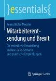 Mitarbeiterentsendung und Brexit (eBook, PDF)