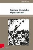 Sport und literarischer Expressionismus (eBook, PDF)