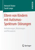Eltern von Kindern mit Autismus-Spektrum-Störungen (eBook, PDF)