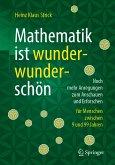 Mathematik ist wunderwunderschön (eBook, PDF)