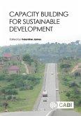 Capacity Building for Sustainable Development (eBook, ePUB)