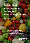 Controlled Atmosphere Storage of Fruit and Vegetables (eBook, ePUB)