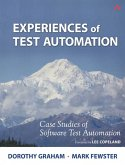 Experiences of Test Automation (eBook, PDF)