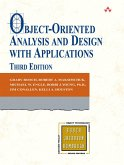 Object-Oriented Analysis and Design with Applications (eBook, PDF)