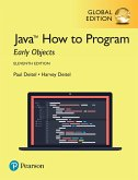 Java How to Program, Early Objects, eBook, Global Edition (eBook, PDF)