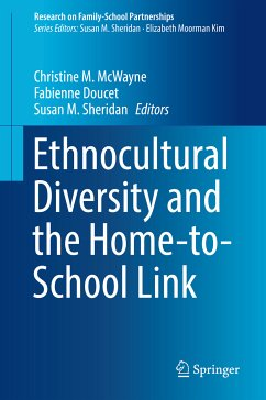 Ethnocultural Diversity and the Home-to-School Link (eBook, PDF)