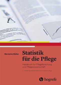 Statistik für die Pflege (eBook, PDF) - Müller, Marianne