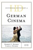 Historical Dictionary of German Cinema (eBook, ePUB)